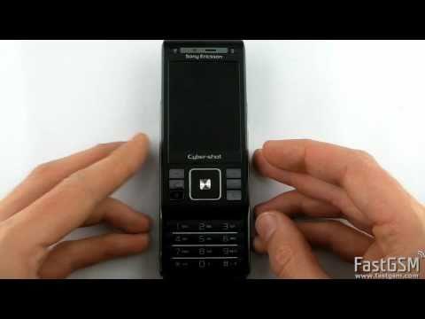 Sony Ericsson C905 Phone Lock Code Reset