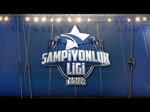 2017 ŞL Kış Mevsimi Finali   SuperMassive eSports ( SUP ) vs Oyunfor.CREW ( CRW )