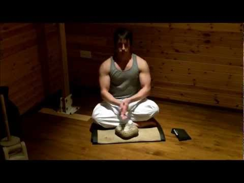Traditional Karate Hand Conditioning