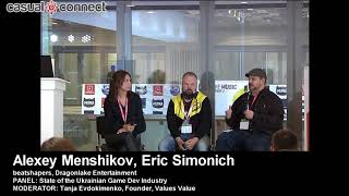 State of the Ukrainian Game Dev Industry | PANEL
