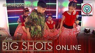 Little Big Shots Philippines Online: Top Tap Dancers