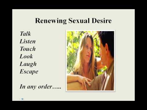 Understanding and Enhancing Sexual Desire in Your Marriage with Dr. Suzanne Phillips