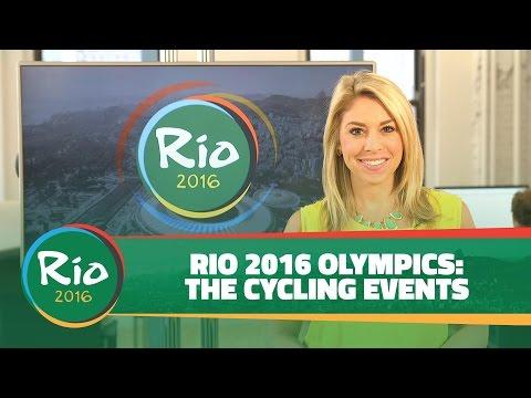 Rio 2016 Olympics:  The Cycling