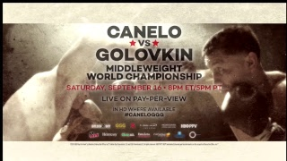 Live Stream: Canelo vs. Golovkin Undercards – Sat., Sept. 16 at 6pm ET/3pm PT