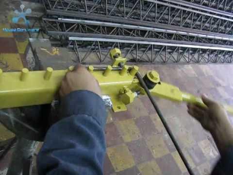 Maquina fabricar estribos aimprodind yahoo.es