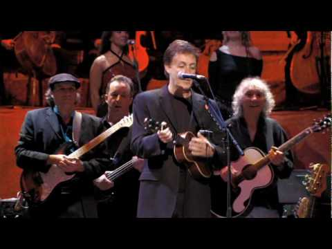 Concert For George (Paul McCartney - Something)