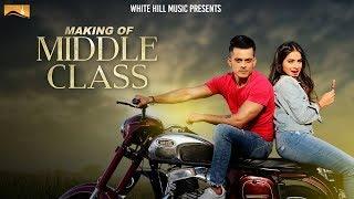 Making of Middle Class |  Aamir Khan | Jaani | B Praak |  White Hill Music