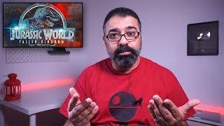 مراجعة فيلم Jurassic World: Fallen Kingdom بالعربي | FilmGamed