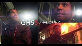GH5S - Lowlight KOWA 16H Anamorphic - An EPIC Night in Amsterdam!