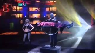 Floating lady magic trick REVEALED