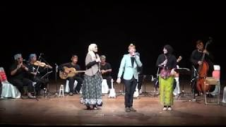 Revolusi Musik Bambu 2 - Keroncong Kemayoran JJOK-Bambu (Lala, Diena, Irsha) [HD]