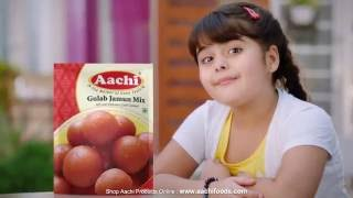 MARLIA ADS | AACHI GULAB JAMUN MIX |  30 SEC