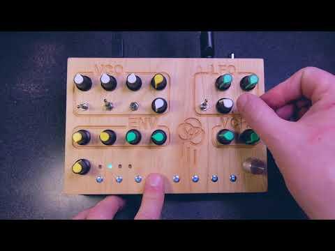 Nimbus Digital Polyphonic Synthesizer