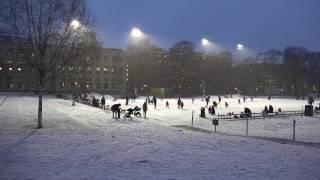Stockholm, December 2016 (4K)