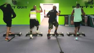 Xtreme Hip Hop with Phil : Sweat