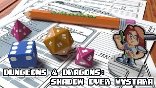 Dungeons & Dragons: Shadow over Mystara (Arcade) Part 1 - James & Mike Mondays