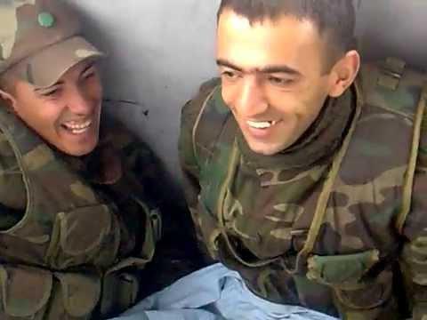 Nöbette Uyuyan Askerlere ''Komutan geliyor'' Şakası :)))) Mutlaka izleyin
