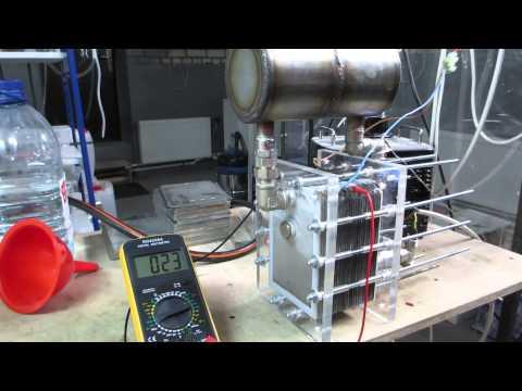 Самодельного водородного генератора