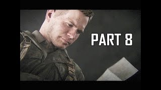CALL OF DUTY WW2 Walkthrough Part 8 - Death Factory (Campaign Story Let's Play Commentary)