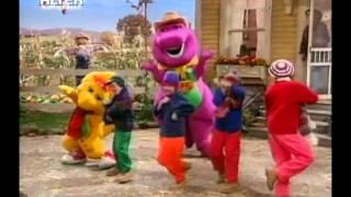 Μπάρνυ / Barney Theme Song Greek Oppening (HQ)