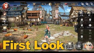 Dragon Nest 2 Legend Gameplay First Look - MMOs.com (Mobile MMORPG)