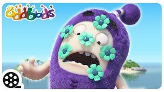 Cartoon | Oddbods - MAROONED | Funny Cartoon Show
