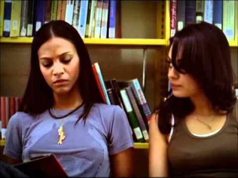 After Sex Nikki And Kat (Mila Kunis and Zoe Saldana)