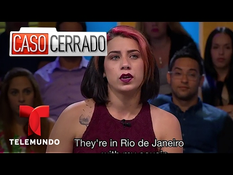 Xxx Mp4 Caso Cerrado She Sold Her 6 Year Old Daughters Into Prostitution 😱 Telemundo English 3gp Sex