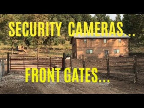 Xxx Mp4 Homestead Security How Much Is Too Much Front Gates Cameras 3gp Sex