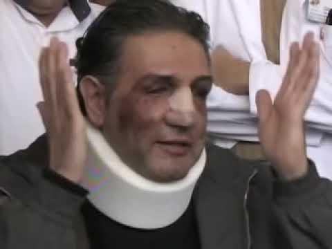 Fabiruchis sale del hospital Grupo Reforma