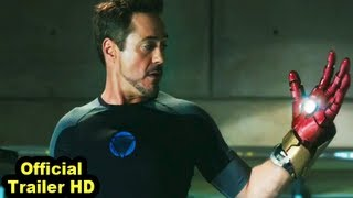 IRON MAN 3 - Official Trailer (HD) - Full Trailer - Robert Downey Jr. Movie