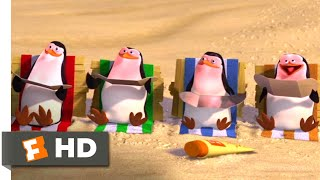 Madagascar (2005) - A Spitting Toast to Alex Scene (10/10) | Movieclips