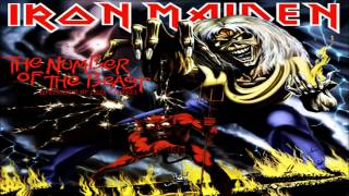 Iron Maiden - Hallowed by Thy Name (HQ)