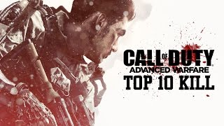 Call of Duty | TOP 10 Kill #12 COUTEAU
