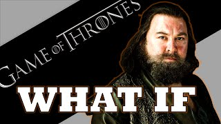 Game of Thrones: WHAT IF - Robert Beats the Boar