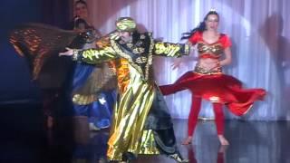 Holi Mela 2012 Ajanta Dildara Moscow Russia