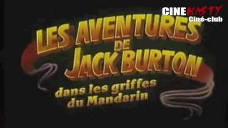 Les aventures de Jack Burton (Big Trouble in little china) - Trailer