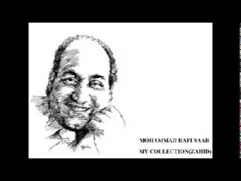 O Zara Dekh Ke Chalo... MOHAMMAD RAFI SAAB