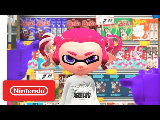 Splatoon 2 - Huge Holiday Updates! - Nintendo Switch
