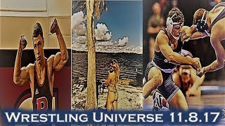 WU: 11.8.17 Nick Suriano back in front of his home crowd; Tay enjoys the weather; Cenzo counts down