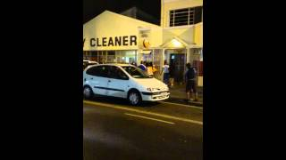 gang beats on chick in Landsdowne Cape Town