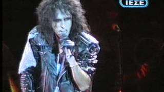 Alice Cooper - Poison (live in Athens 1990 TV Special Part 9) HQ
