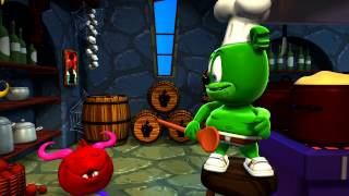 Gummibär - Monster Mash - Halloween - The Gummy Bear Song