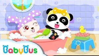 寶寶愛洗澡 | 兒童教育遊戲 | 官方預告視頻 | 寶寶巴士