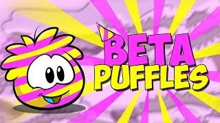 Club Penguin: Beta Puffles