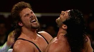 Diesel vs. Razor Ramon: Raw, November 29, 1993