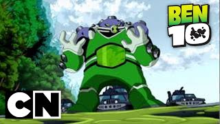 Ben 10: Omniverse - Animo Crackers (Preview) Clip 2