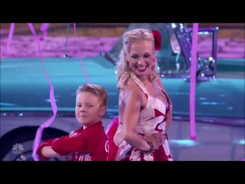 Mom/Son Dancers Sets Off A Judges War | Quarterfinals 3 (FULL) | America's Got Talent 2016