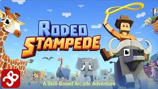 Rodeo Stampede: Sky Zoo Safari (By Yodo1 Games) - iOS/Android - Gameplay Video