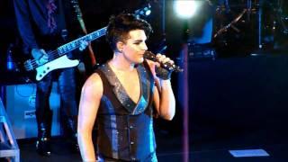 Adam Lambert - If I had you (Atlanta September 15, 2010)